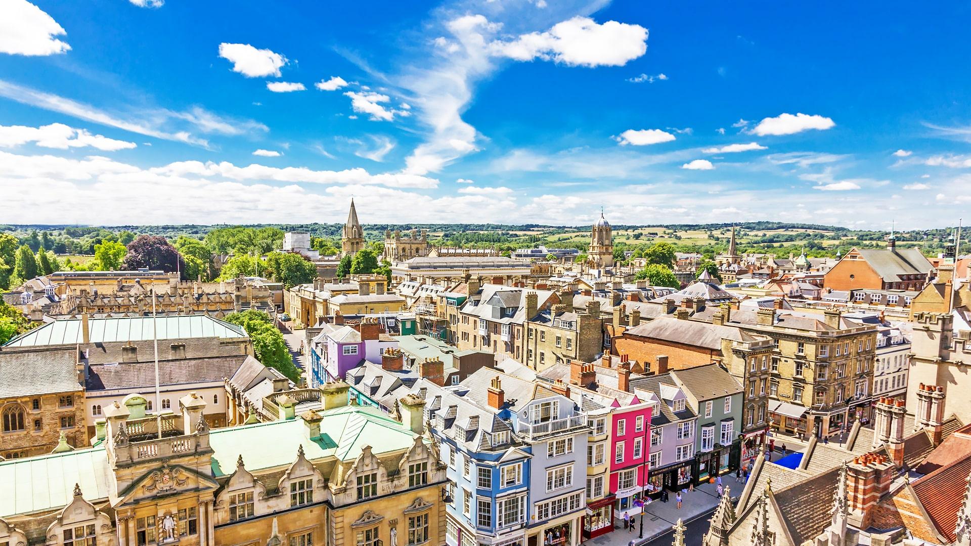 Oxford International Oxford – Escuela de inglés en Oxford