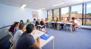 Escuela de inglés en Sídney   SELC Sydney 1