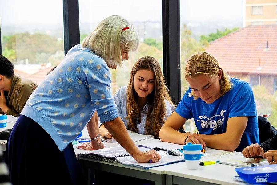 Escuela de inglés en Sídney   SELC Sydney 6