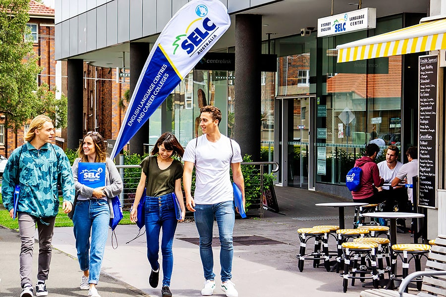 Escuela de inglés en Sídney   SELC Sydney 8