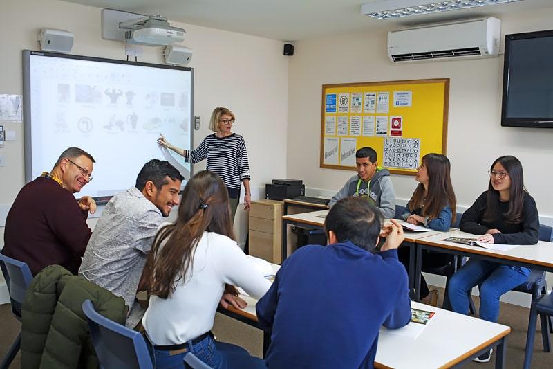 Escuela de inglés en Bournemouth | Southbourne School of English 5