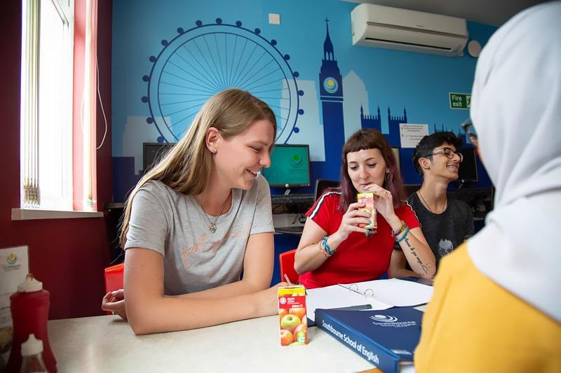Escuela de inglés en Bournemouth | Southbourne School of English 6