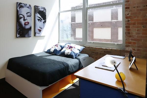 Alojamiento escuela de inglés Stafford House Chicago: Residencia Automatic Lofts 3