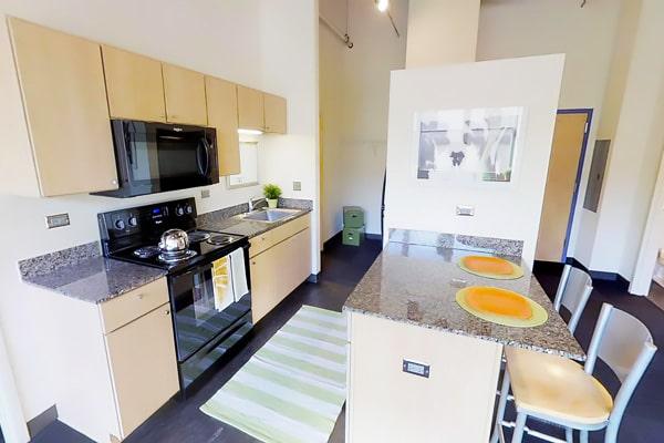 Alojamiento escuela de inglés Stafford House Chicago: Residencia Automatic Lofts 4
