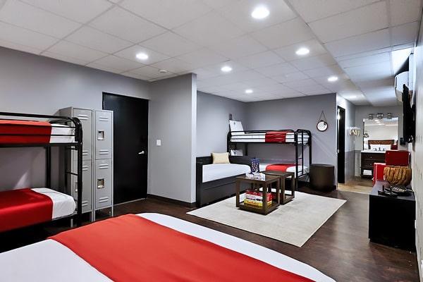 Alojamiento escuela de inglés Stafford House Chicago: Residencia Getaway Hostel 3