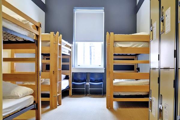 Alojamiento escuela de inglés Stafford House Chicago: Residencia Hostelling International 5