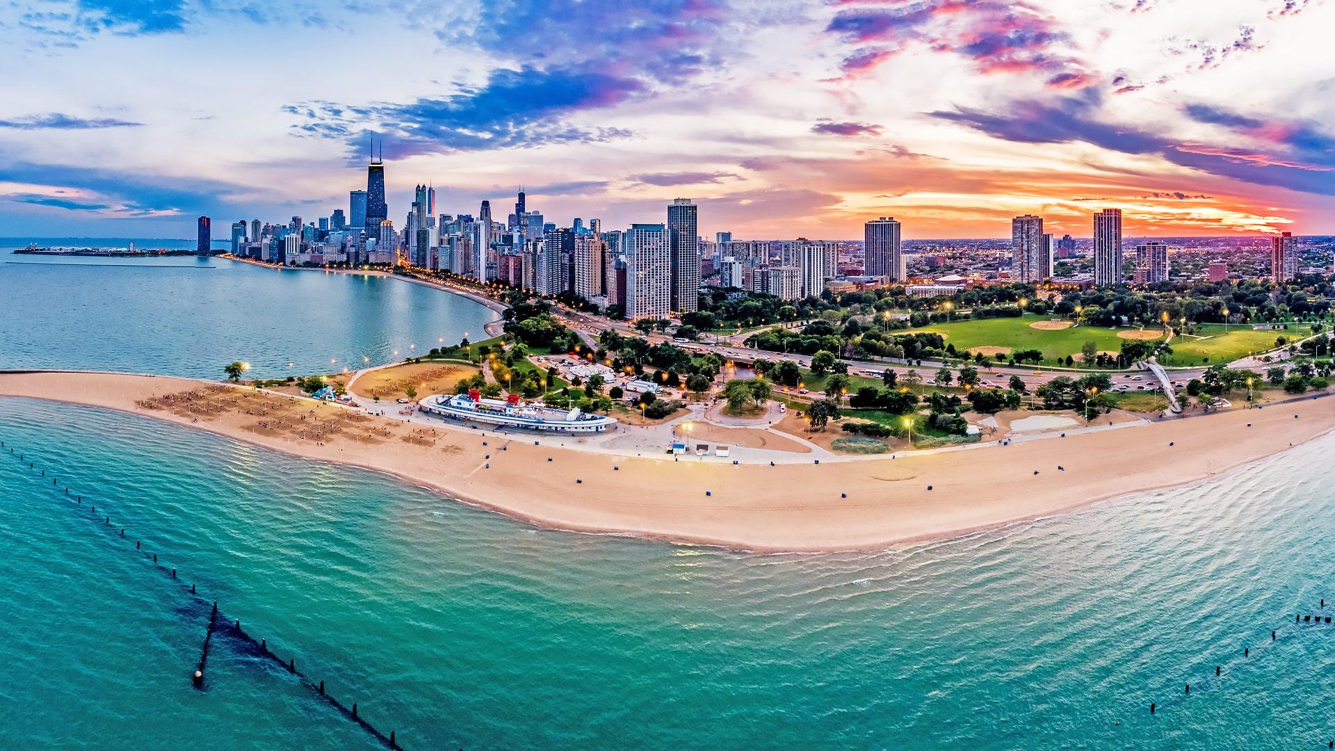 Cursos de inglés en Chicago