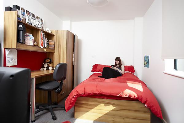 Alojamiento escuela de inglés Studio Cambridge: CB1 Summer Residence 1