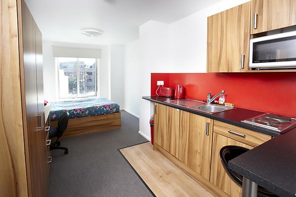 Alojamiento escuela de inglés Studio Cambridge: CB1 Summer Residence 2