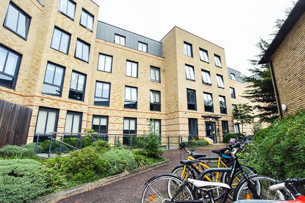 Alojamiento escuela de inglés Studio Cambridge: CB1 Summer Residence 3