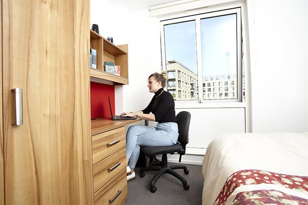 Alojamiento escuela de inglés Studio Cambridge: Residencia de verano CB1 4