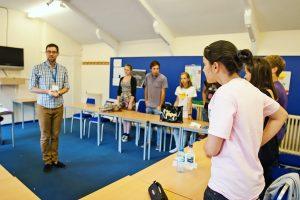 Escuela de inglés en Cambridge | Studio Cambridge 11