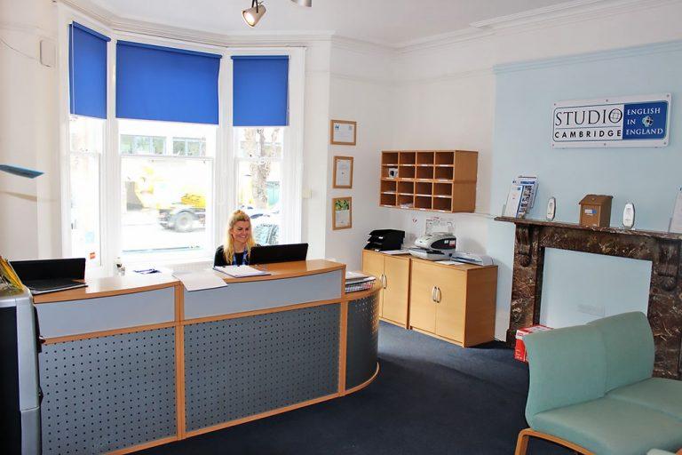 Escuela de inglés en Cambridge | Studio Cambridge 2