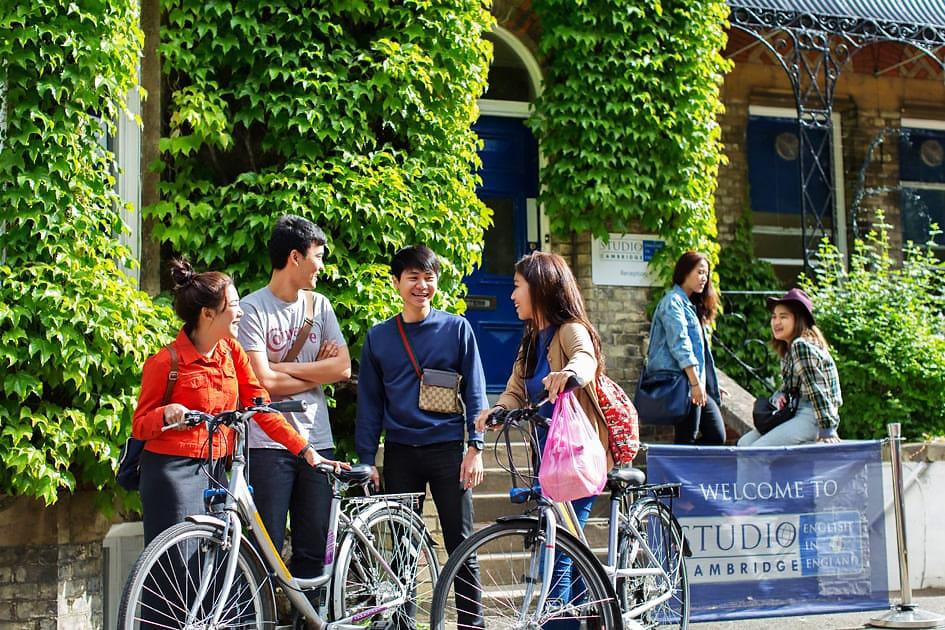 Escuela de inglés en Cambridge | Studio Cambridge 7
