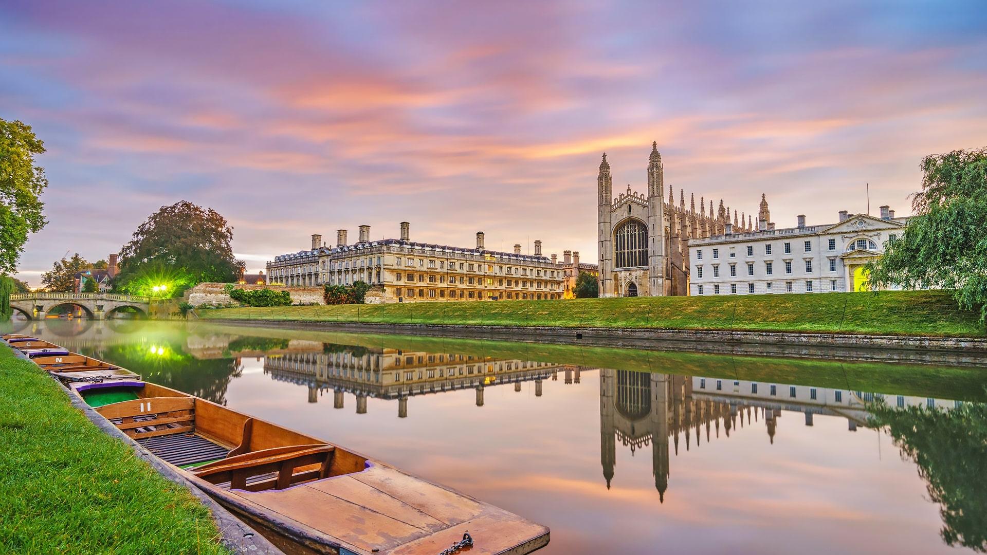 Escuela de inglés en Cambridge | Studio Cambridge