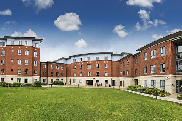 Alojamiento escuela de inglés Studio Cambridge: Tripos Court Residence 3