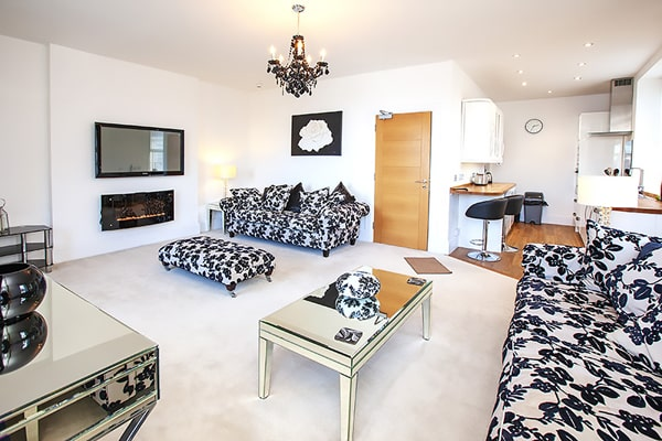 Alojamiento escuela de inglés TIS Torquay International School: Apartamentos premium 1