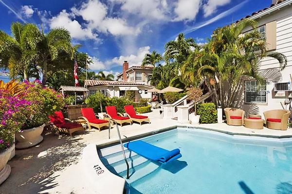 Alojamiento escuela de inglés TLA fort Lauderdale | The Language Academy: Residencia Beach Area 1