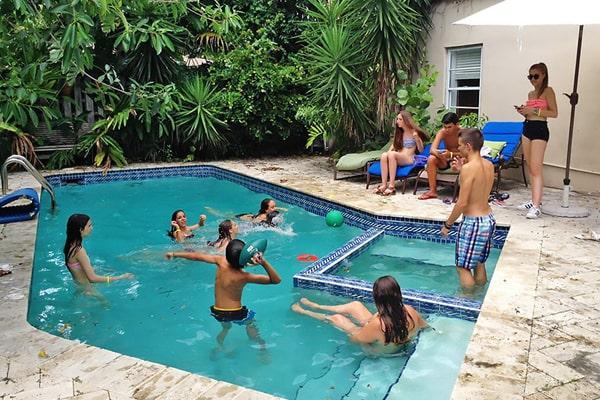 Alojamiento escuela de inglés TLA fort Lauderdale | The Language Academy: Residencia Beach Area 3