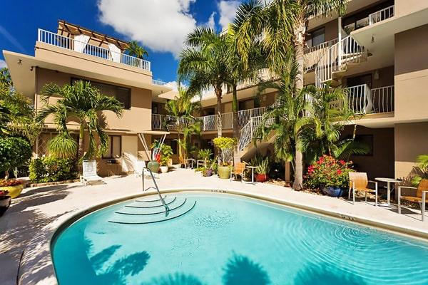 Alojamiento escuela de inglés TLA fort Lauderdale | The Language Academy: Residencia Beach Area 5