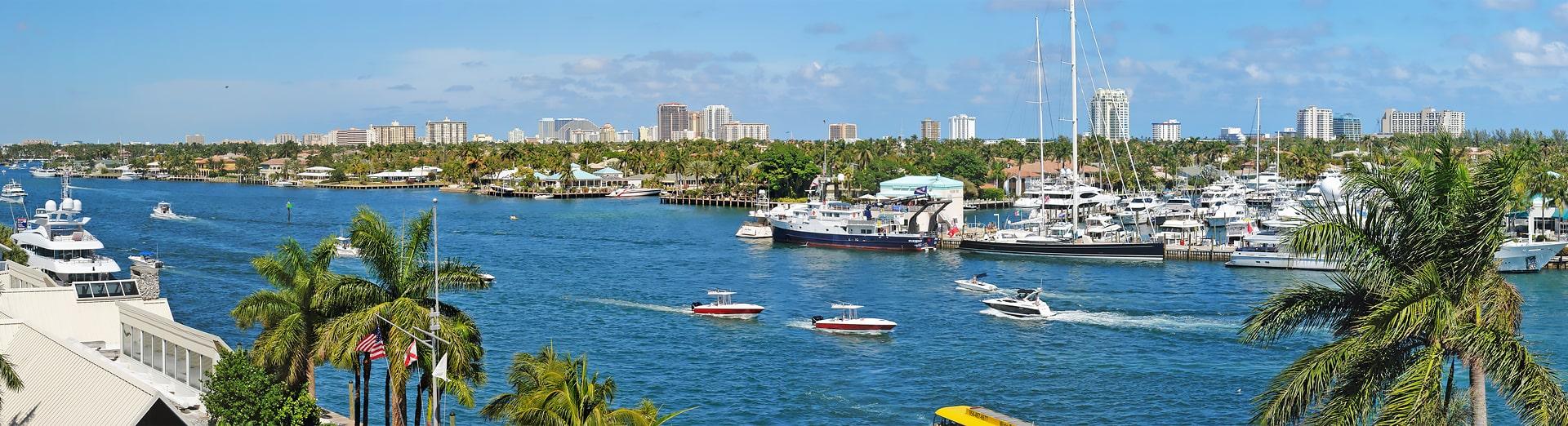 Cursos de inglés en Fort Lauderdale