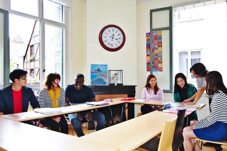 Escuela de francés en Tours | Tours Langues 1