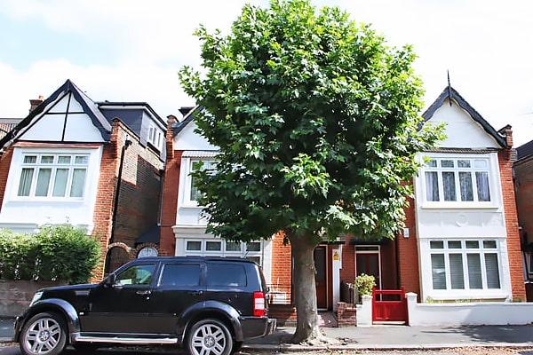 Alojamiento escuela de inglés Wimbledon School of English: Residencia Queens Lodge 3