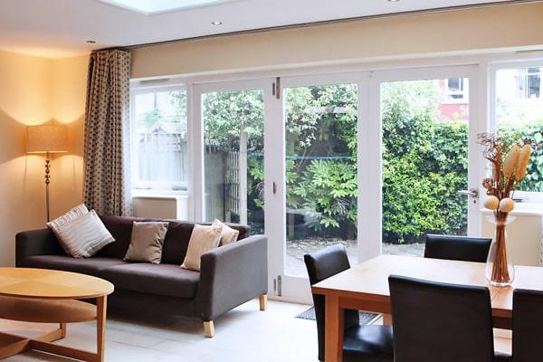 Alojamiento escuela de inglés Wimbledon School of English: Residencia Queens Lodge 4