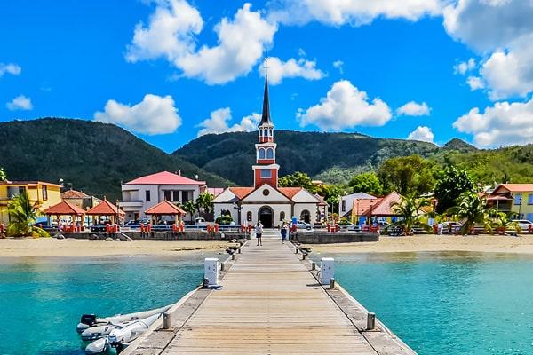 Cursos de francés en Martinica (Francia)