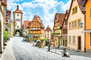 Estudiar un curso escolar en Alemania