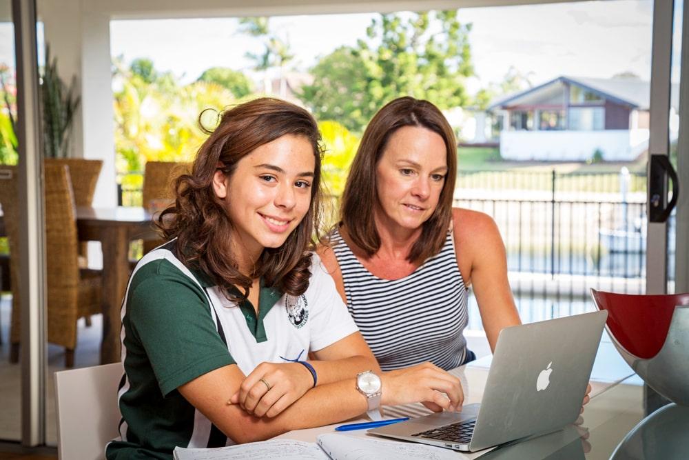 Supervisión del año escolar en Australia