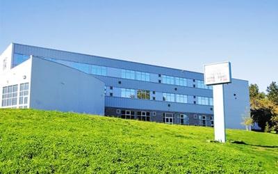 Colegio público Moscrop Secondary School en Burnaby, British Columbia
