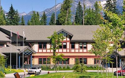 Colegio público Whistler Secondary School en Whistler, British Columbia