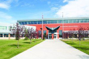 Estudiar un año académico en colegios públicos de Golden Hills School Division, Alberta