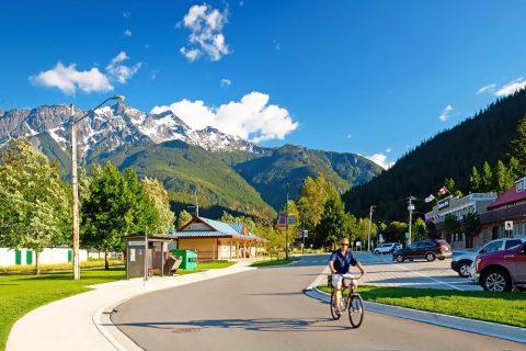 Estudiar un año académico en colegios públicos de Sea to Sky School District en Squamish, British Columbia