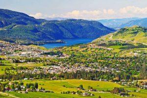 Estudiar un año académico en colegios públicos de Vernon School District en Vernon, British Columbia
