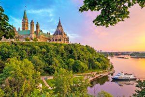 Estudiar un año escolar en Canadá