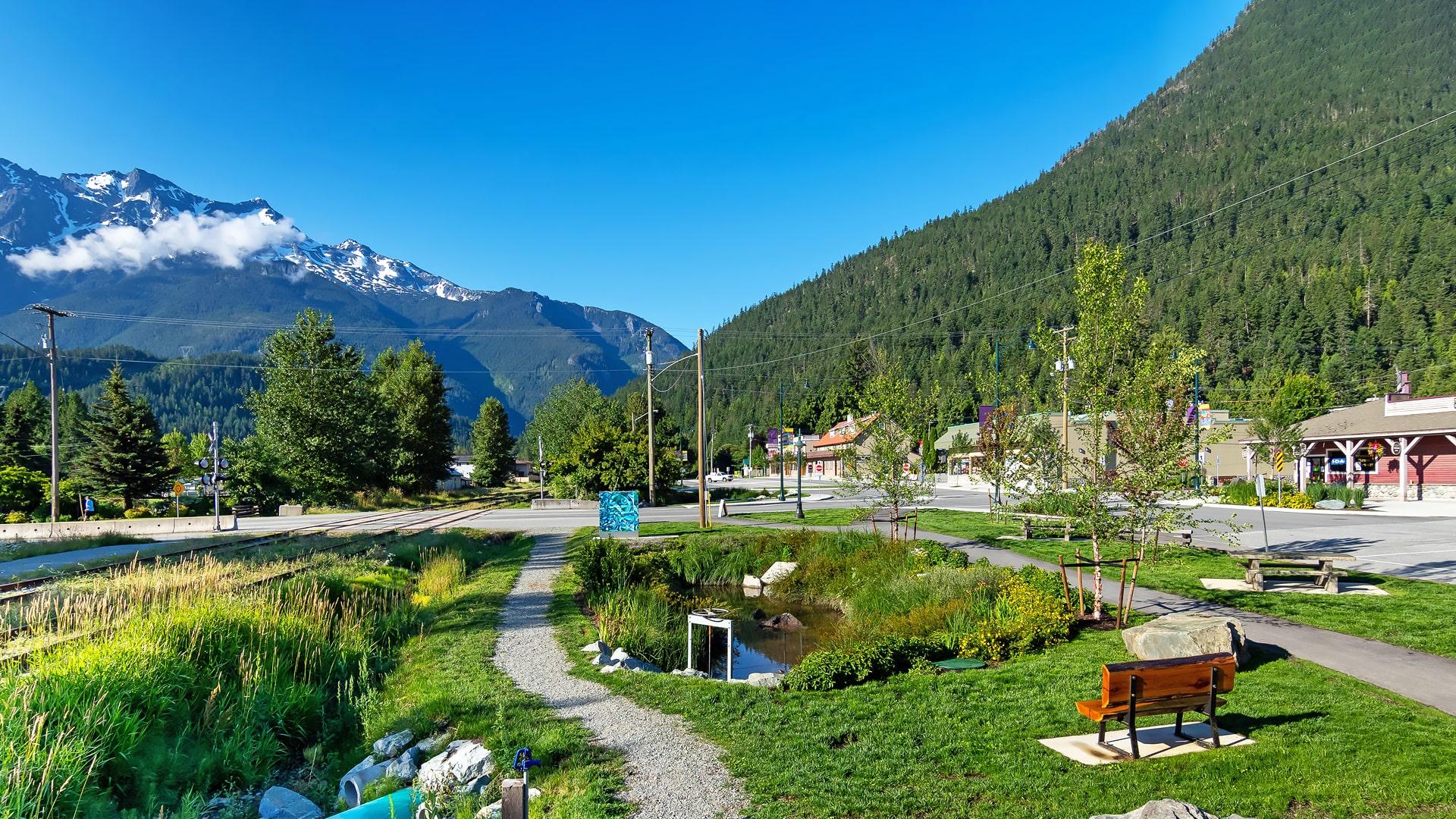 Estudiar un año escolar en colegios públicos de Sea to Sky School District en Squamish, British Columbia (Canadá)
