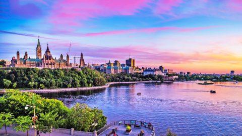 Año escolar en Canadá en el