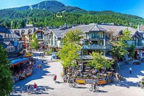Estudiar un curso escolar en colegios públicos de Sea to Sky School District en Squamish, British Columbia