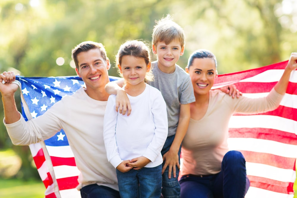 Estudiar en Estados Unidos y alojarse en familia estadounidense