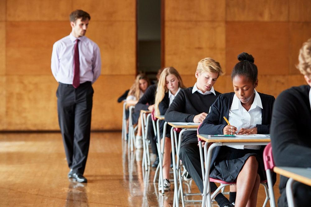 Fechas de matriculación del año escolar en Estados Unidos