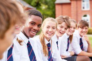 Programa F1 para estudiar un año académico en colegios en EEUU