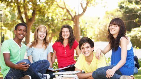 Año escolar en Estados Unidos en el