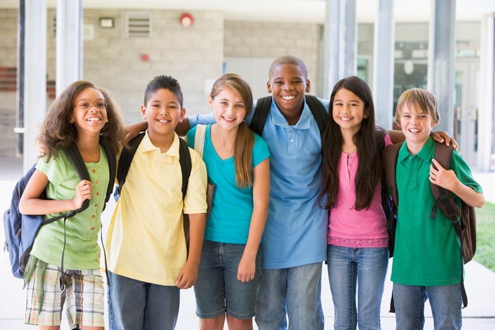 Programa J1 de año escolar en Estados Unidos