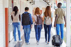 Programa J1 para estudiar un curso escolar en USA
