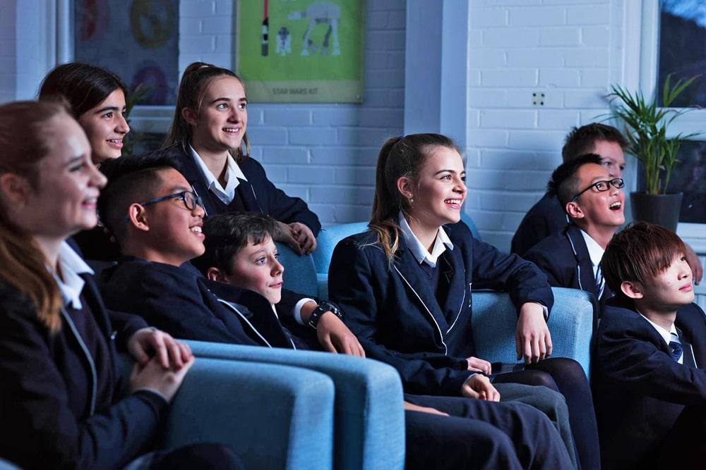 Alojamiento del año escolar en el internado Bournemouth Collegiate School