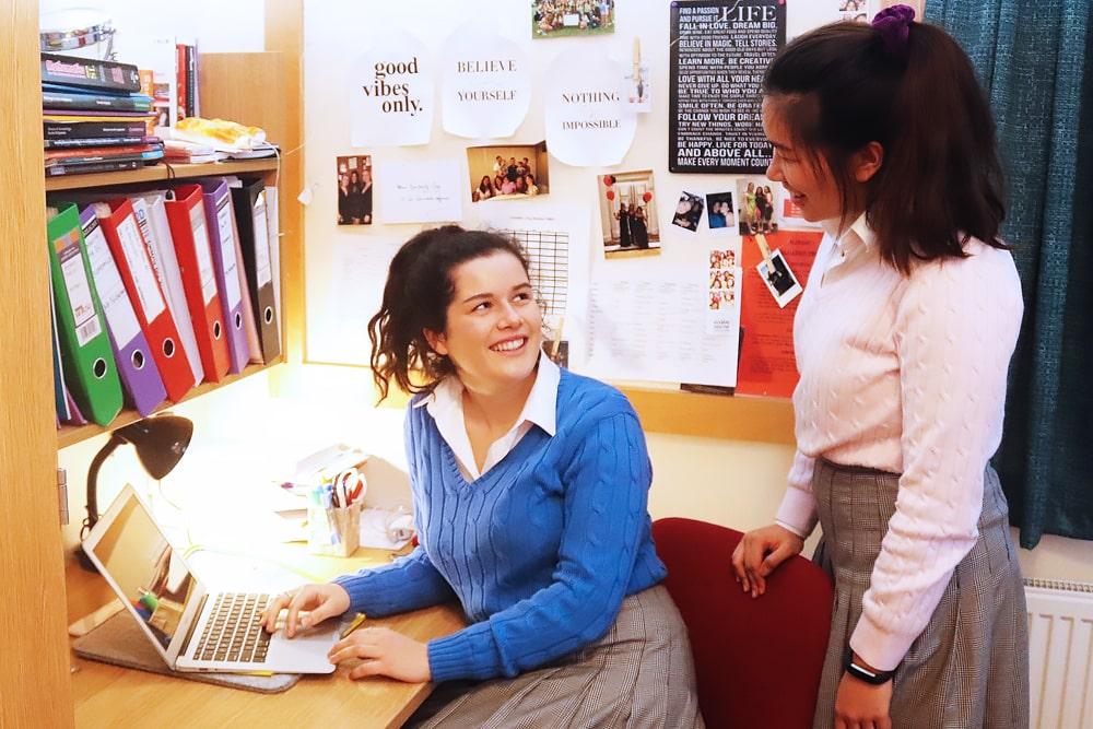 Alojamiento del año escolar en el internado Ellesmere College