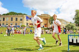 Cursar un año escolar en internados públicos en Inglaterra