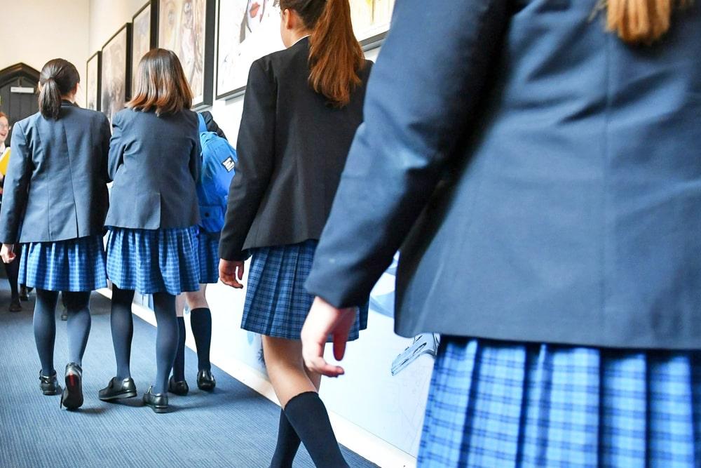 Fechas de matriculación del año escolar en Inglaterra